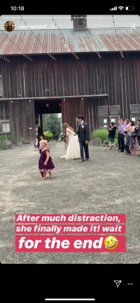 Jacob Roloff Wedding: Jackson and Ember Steal the Show!