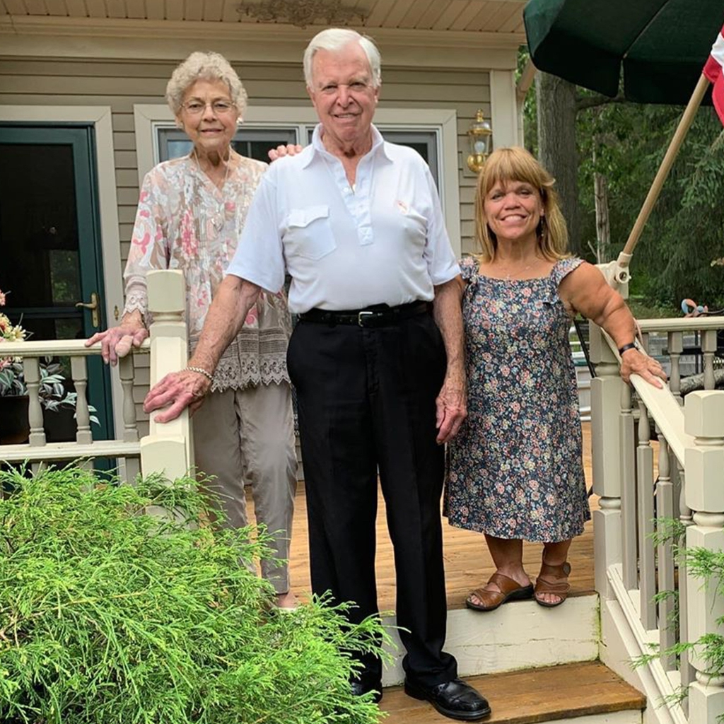'Little People, Big World' Star Amy Roloff's Mother Patricia Knight Dies at 86 Years Old