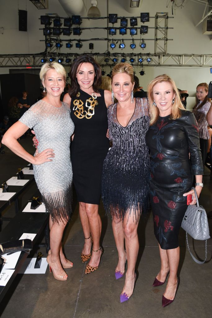 'RHONY' Star Countess Luann de Lesseps 'Absolutely' Believes Her Arrest Was a Form of Bullying