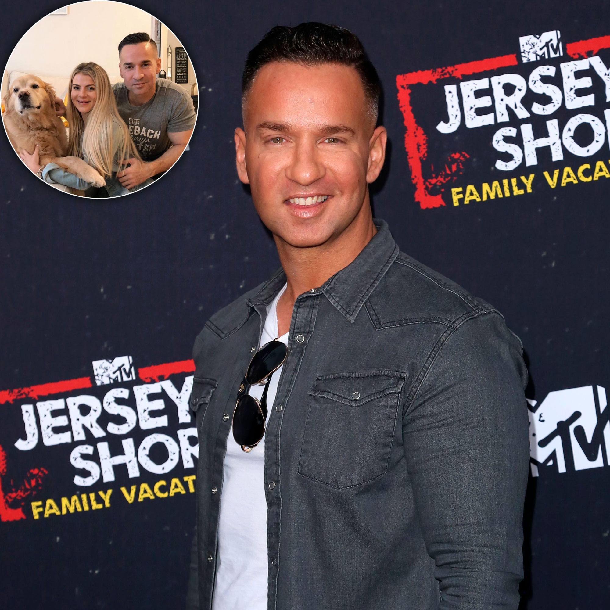 Mike The Situation Sorrentino Shares First Instagram Pic