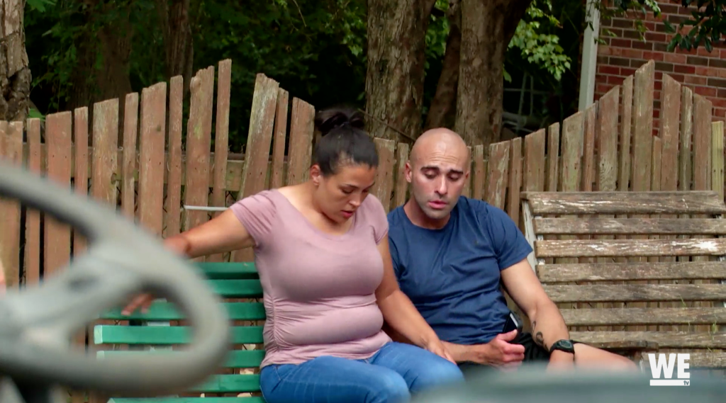 Amber Questions Relationship with Vince on Love After Lockup