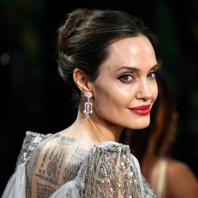 Angelina Jolie Makes Appearance on IG