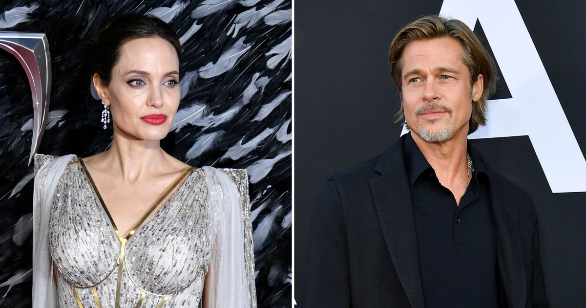 Angelina Jolie Found Strength To Play Maleficent After Divorce