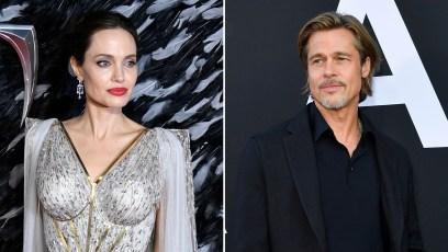Angelina Jolie Maleficent: Mistress of Evil and Brad Pitt Ad Astra