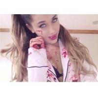 Ariana Grande Celeb Halloween Costumes