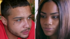 Ashley Jones Pushes Bariki Smith to Get GED Teen Mom