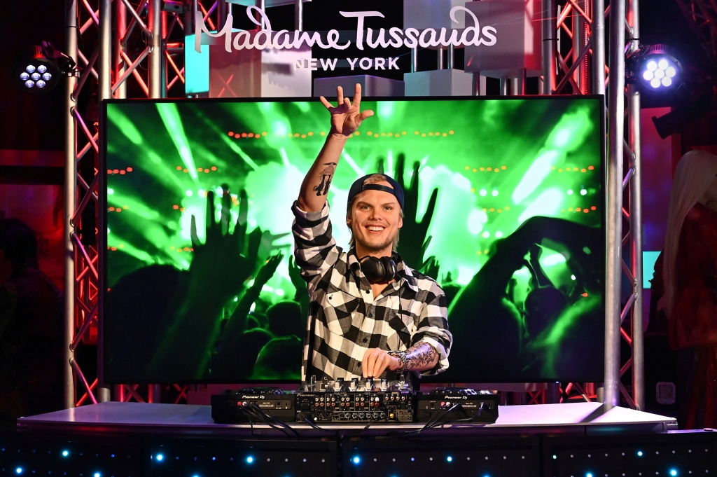 Avicii's Family 'Worked Very Closely' With Madame Tussauds to 'Pay Tribute to Him'
