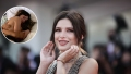 In-Set Photo of Bella Thorne and Girlfriend Alex Martini over Photo of Bella Thorne Smiling