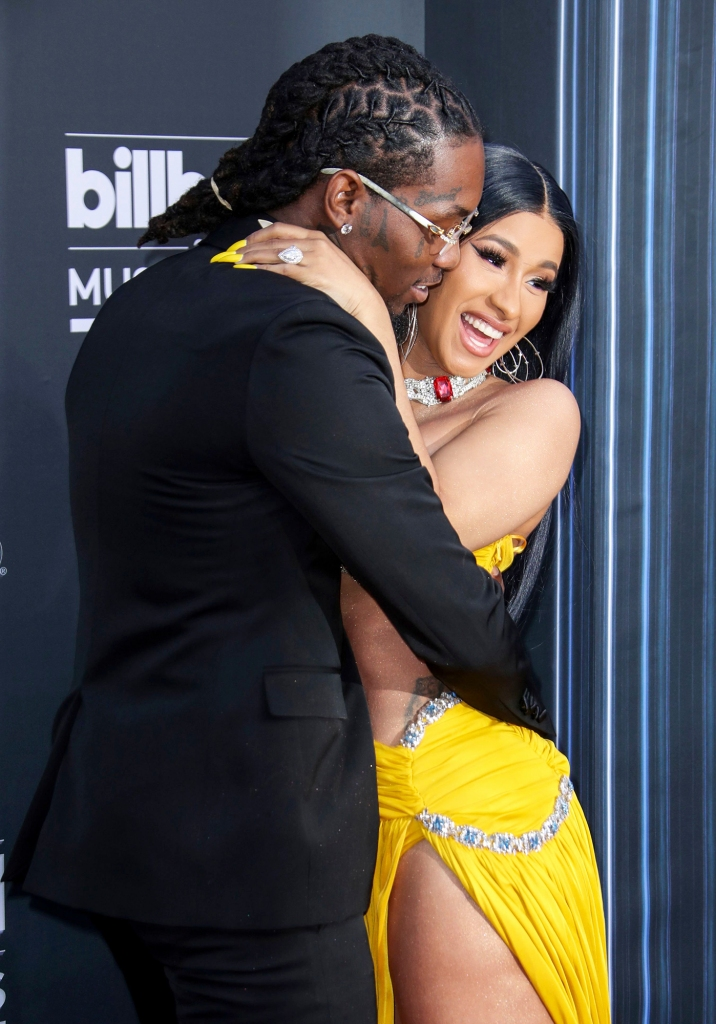Cardi B Twerks Pool After Showing Off What Offset Gave Her Birthday