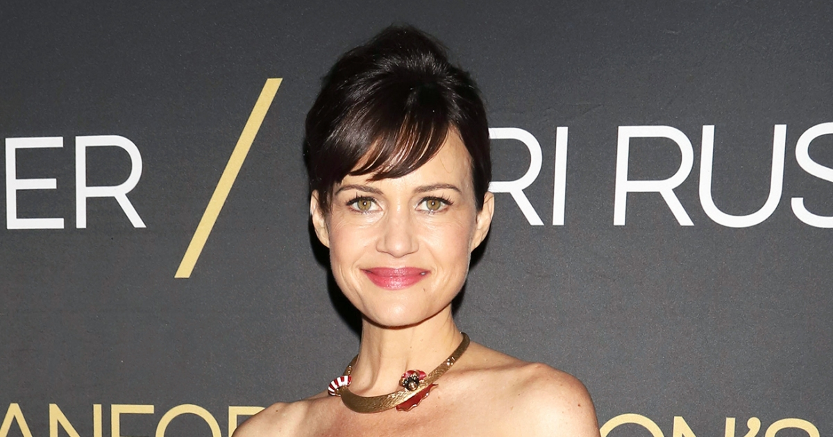 In Touch Weekly On Flipboard Carla Gugino Compares Haunting Of Hill House And Spy Kids Roles