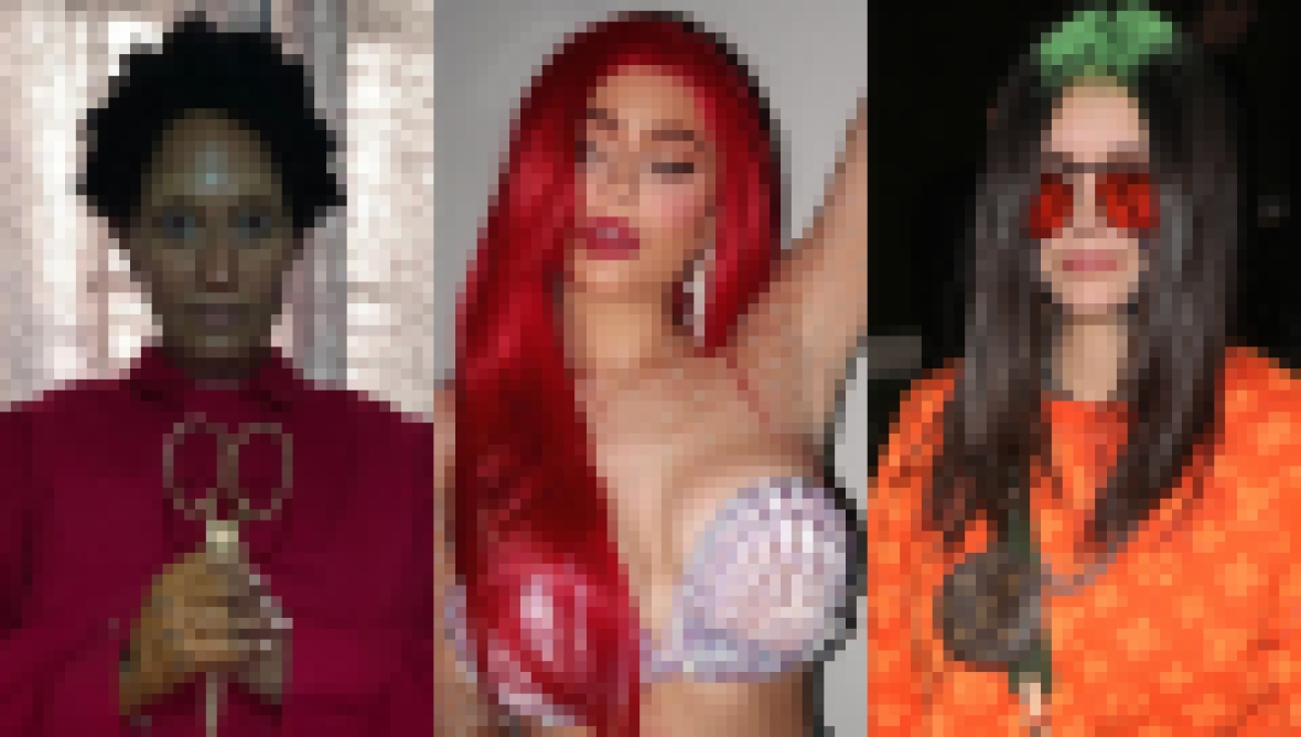 Celebrity Halloween Costumes 2019, Tracee Ellis Ross, Kylie Jenner and Nina Dobrev