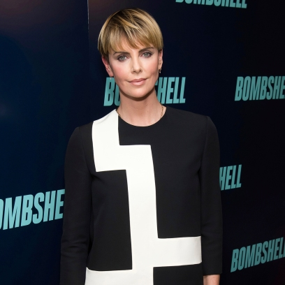 Charlize Theron Never Wanted To Get Married Short Hair