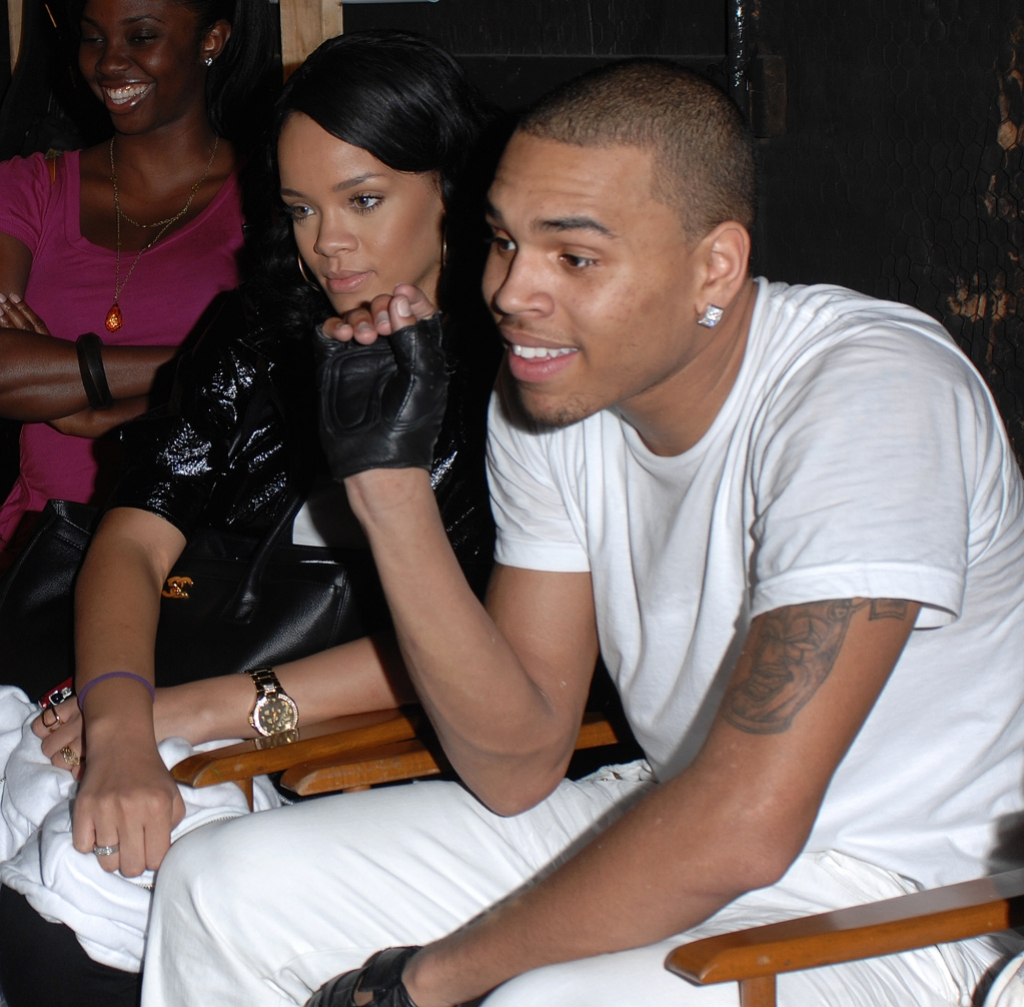 Chris-Brown-and-Rihanna-Avoid-Each-Other-at-Drake's-Birthday-Party