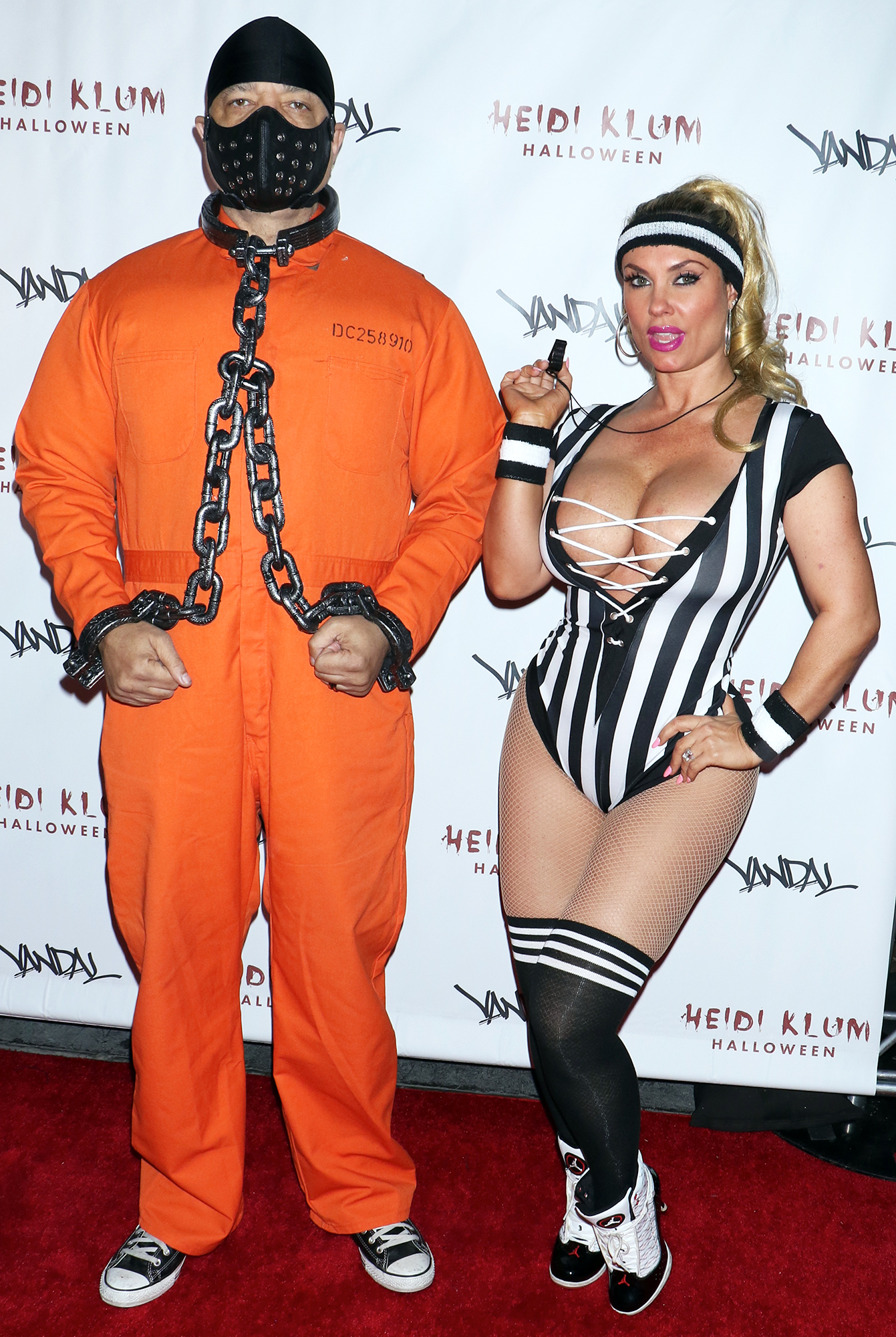 Coco Austin Halloween Costume 2020 Coco Austin and Ice T Don't Coordinate on Halloween: Here's Why