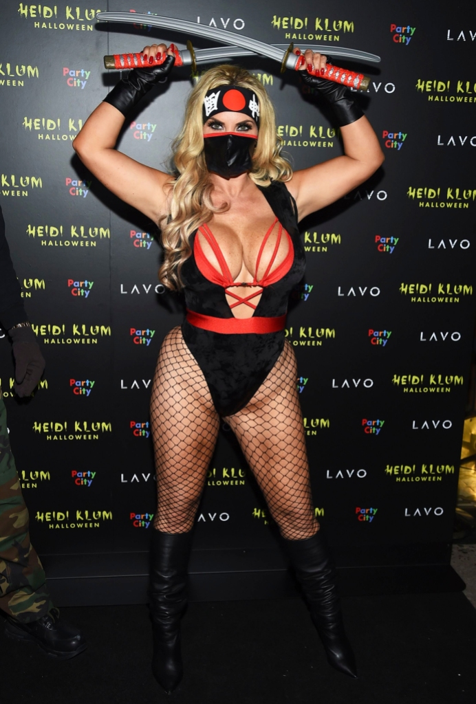 Coco Austin Loves To Be Dominatrix Halloween