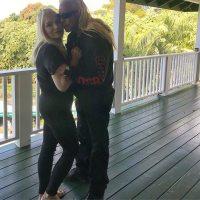 Duane Dog Chapman Hugging Beth