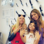 Farrah Abraham Posing With Her Mom and Daughter Sophia