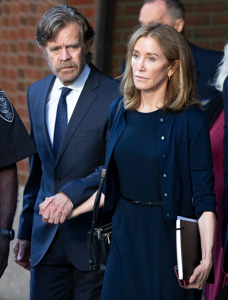 Felicity Huffman Feels Humbled Blessed Leaving Prison