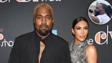 Former Prisoner Kim Kardashian West Helped Free Attends Kanye West Sunday Service Momolu Stewart Embraces Family after Prison release