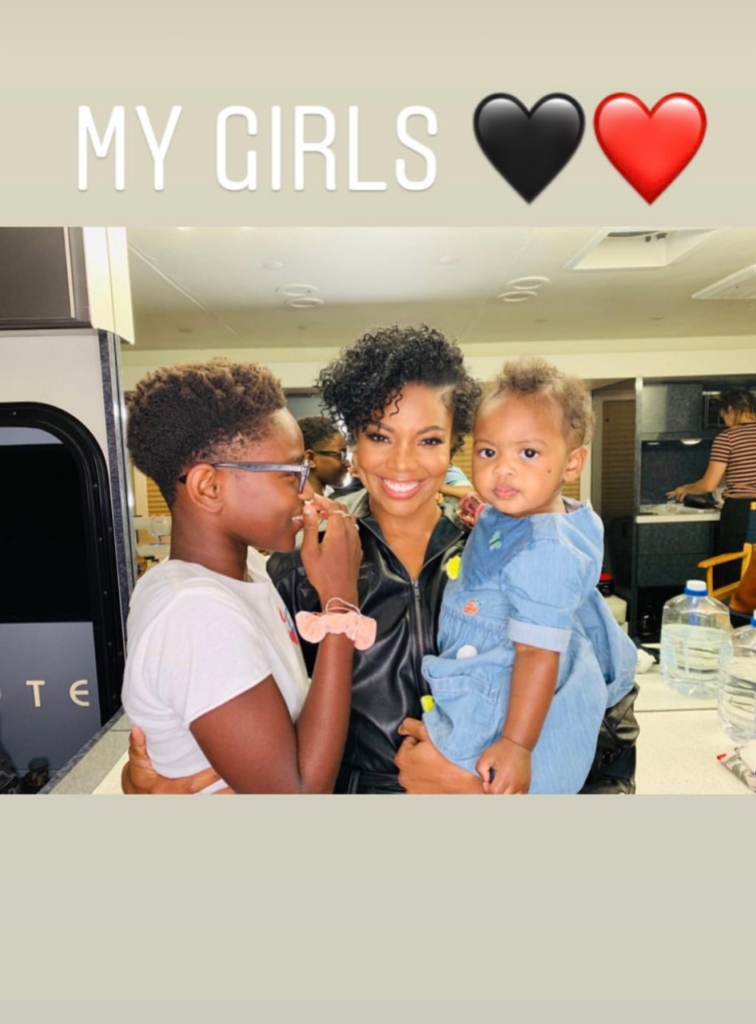 Gabrielle Union Trolled Hater Who Shared Pic Her Daughter