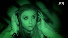 Ghost Hunters Preview With a Girl With Headphones On