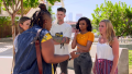 Rachel Lindsay and Participants Look Shocked and Upset on 'Ghosted'