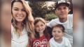 Granger Smith Wife Amber Takes Kids Pumpkin Picking Following Son River Tragic Death