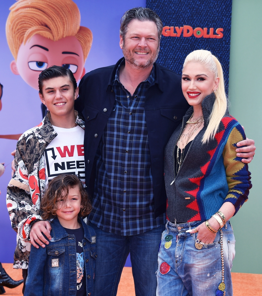 Gwen Stefani And Blake Shelton Bought A Home Together In