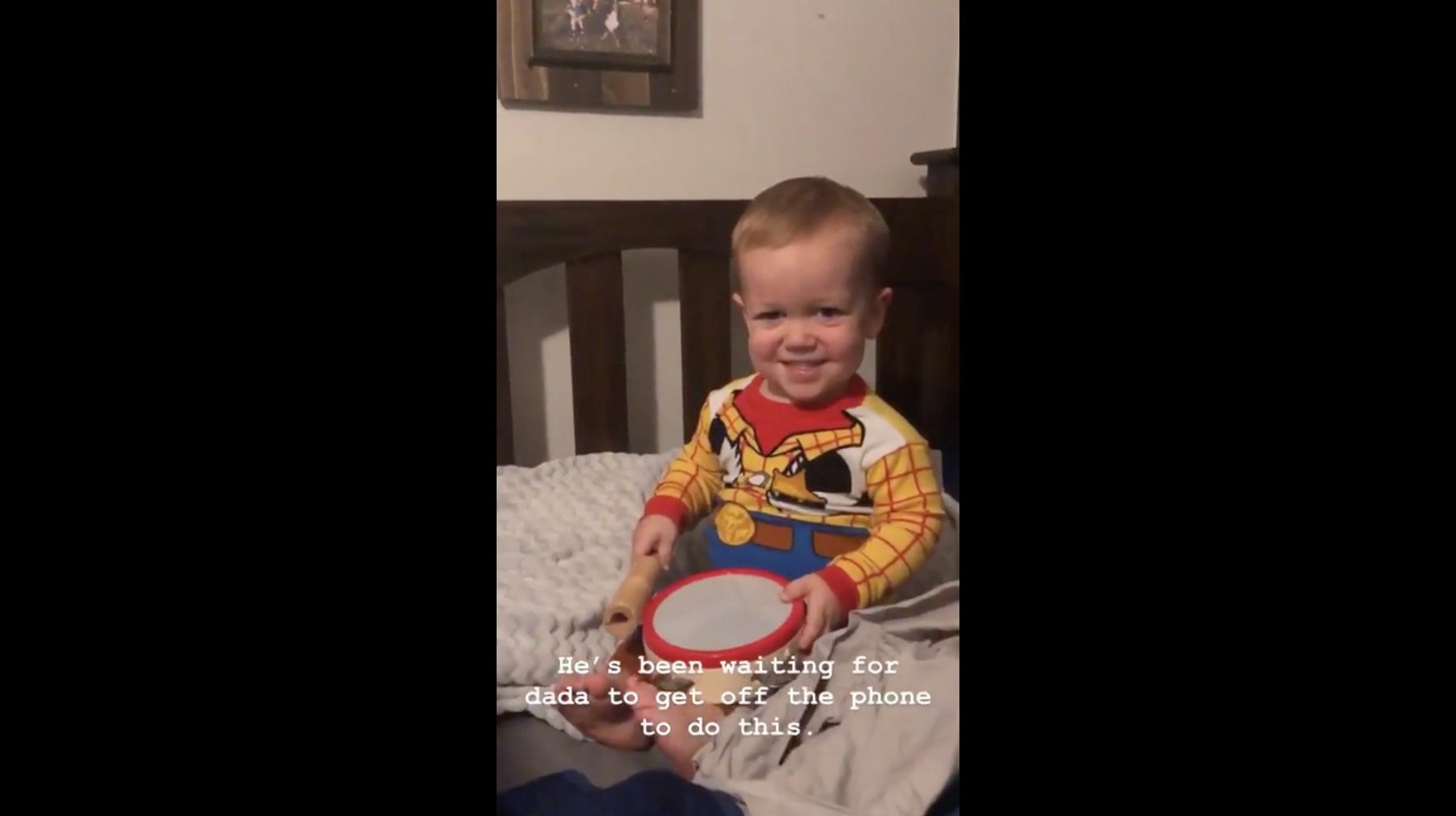 Oh, Just a Video of Jackson Roloff Playing the Drums Because It's Too Darn Cute Not to Share