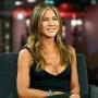 Jen Aniston Looks Fab LBD Jimmy Kimmel Live