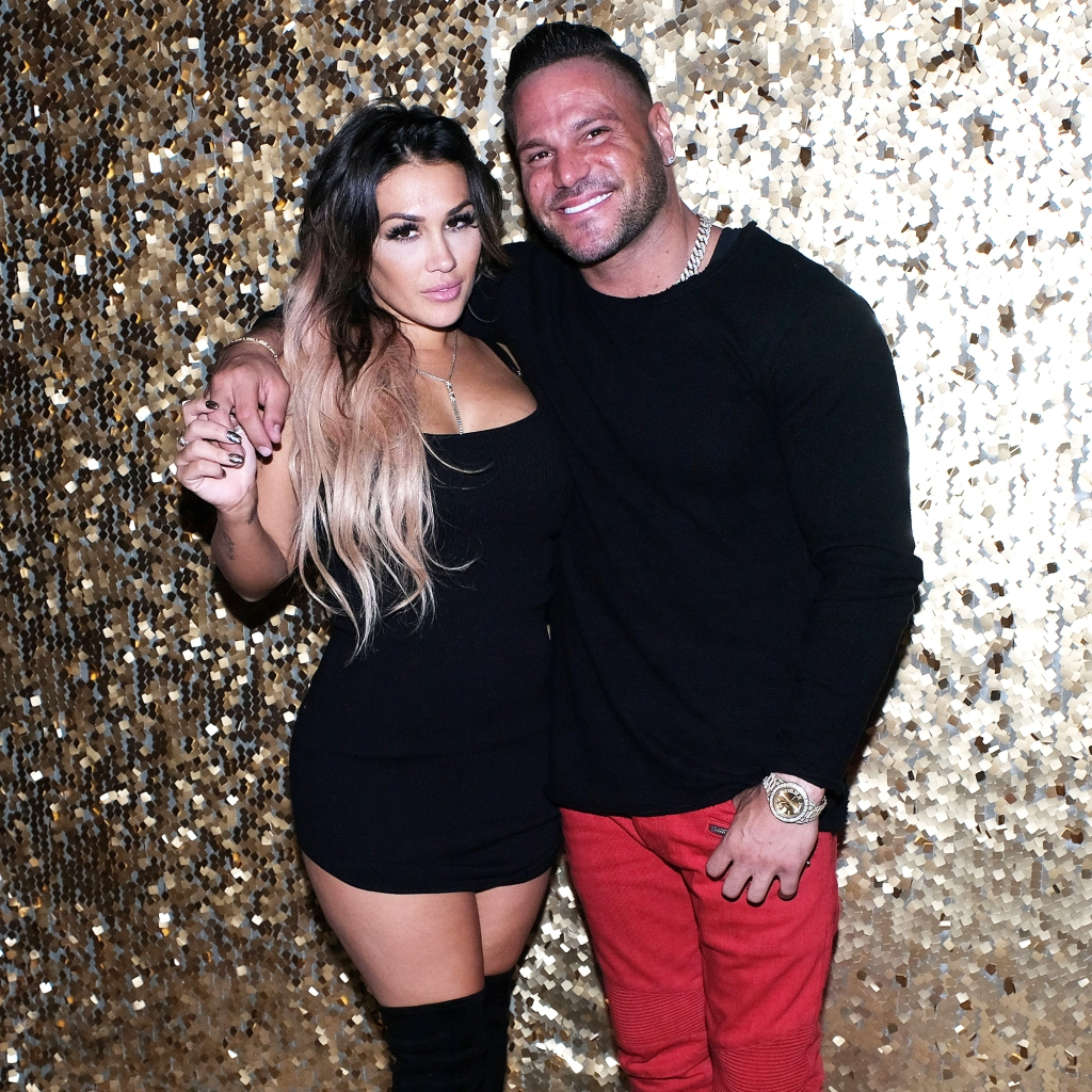 Jen Harley Shows Off Jewelry National Boyfriends Day Hours Before Ronnie Magro Arrest