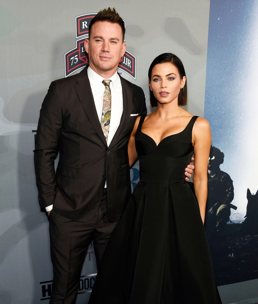 Jenna Dewan Trust Issues Split Channing Tatum