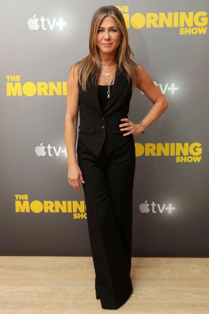Jennifer Aniston Reveals If She'd Ever Join Social Media Apple TV The Morning Show