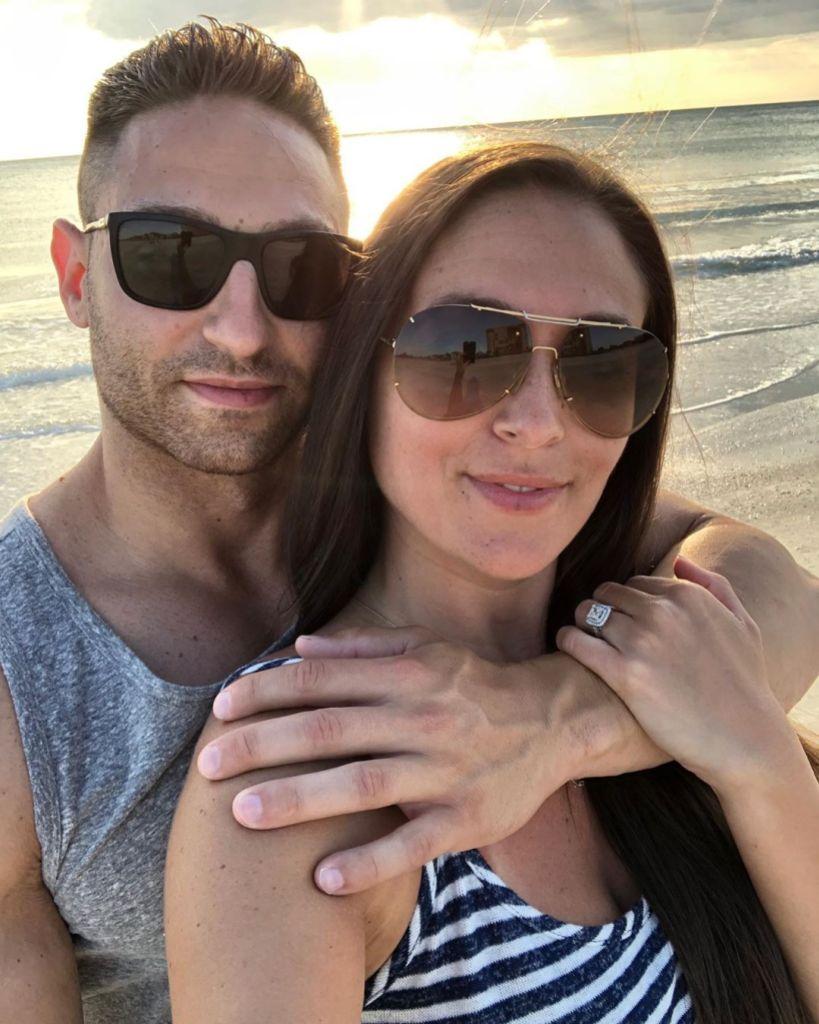 Jersey Shore Sammi Giancola Rocks Wifey Bracelet