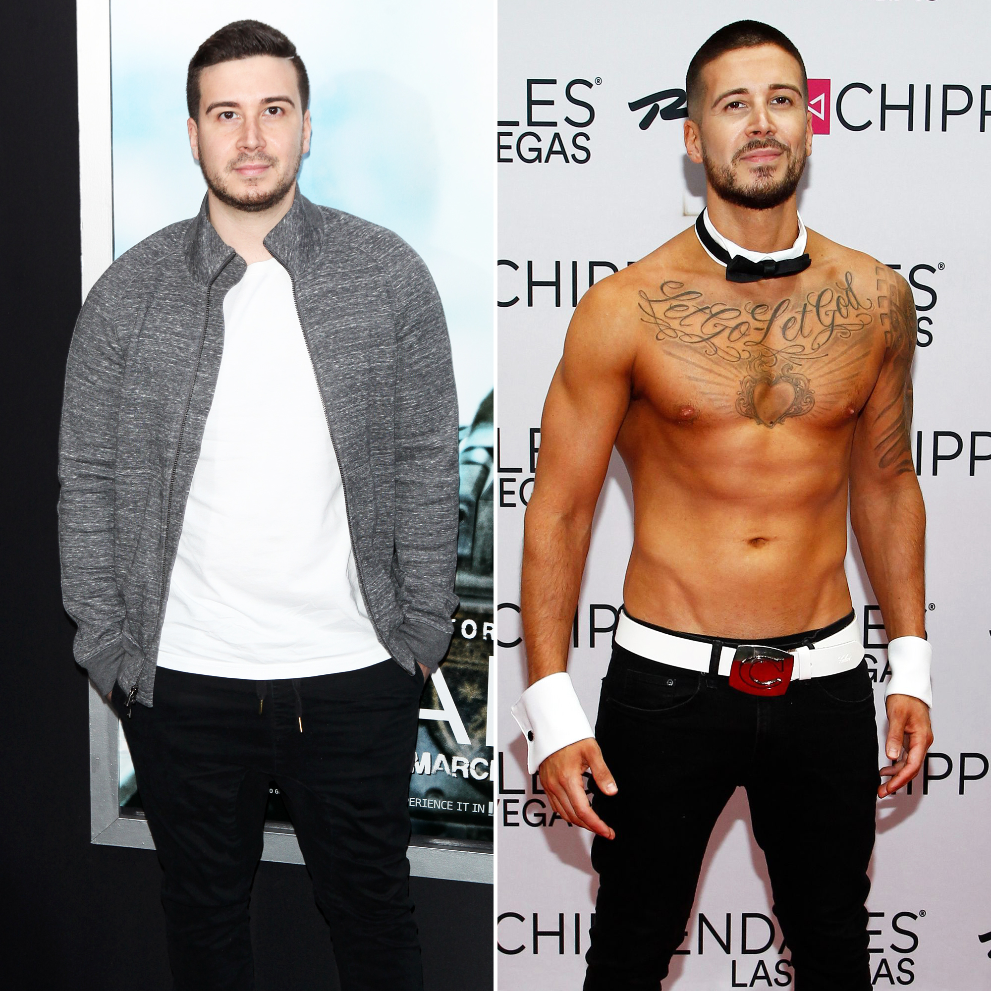 Vinny Guadagnino Weight Loss: See 'Jersey Shore' Star Then and Now