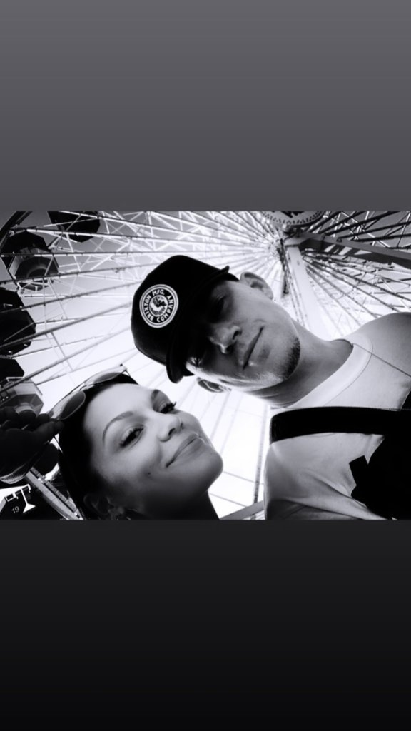 Jessie J and Channing Tatum Pose for Selfies Following Jenna Dewan's 'Blindsided' Comments