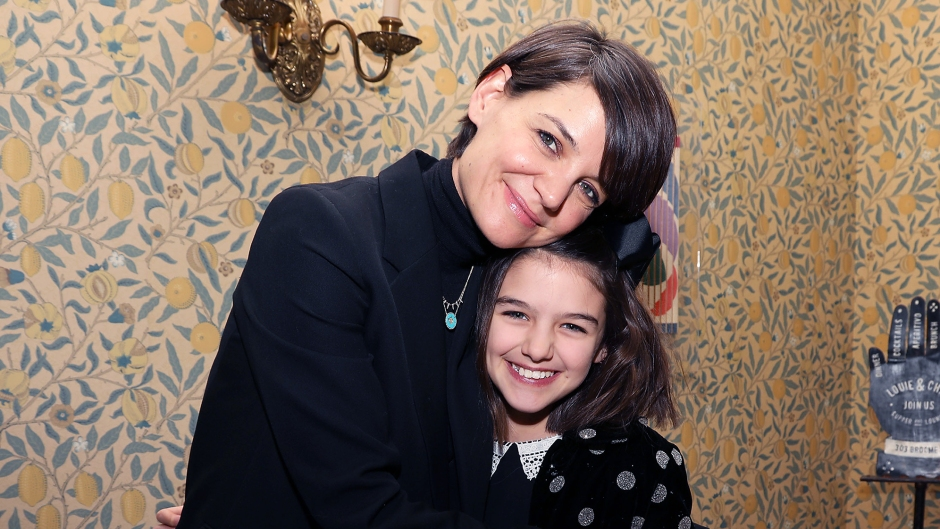 Katie Holmes Looking to Date Someone Who Will Be There Daughter Suri