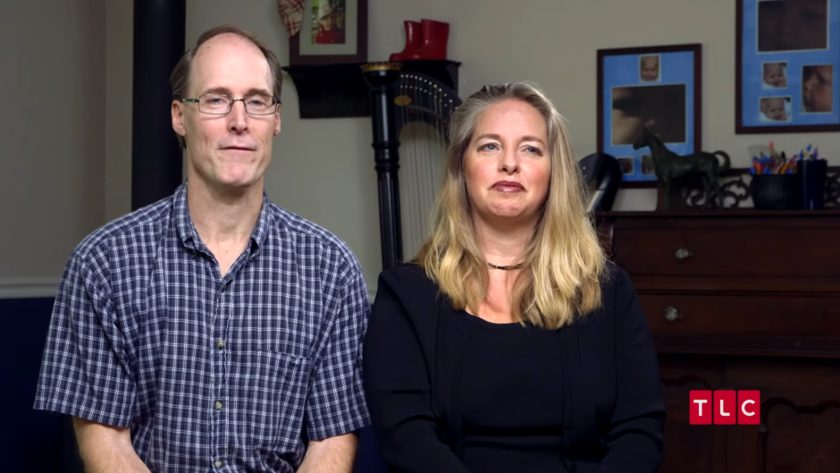 Kim and Barry Plath on Welcome to Plathville