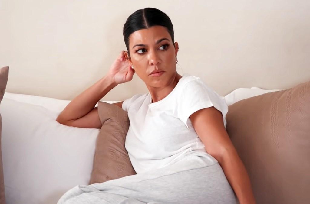 Image result for kardashians kourtney robbed on KUWTK
