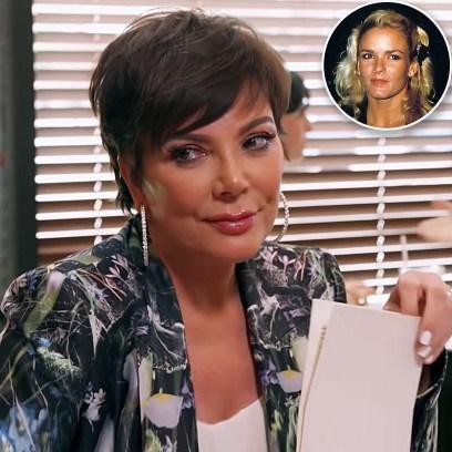 Kris Jenner Cries Over Nicole Brown Simpson KUWTK