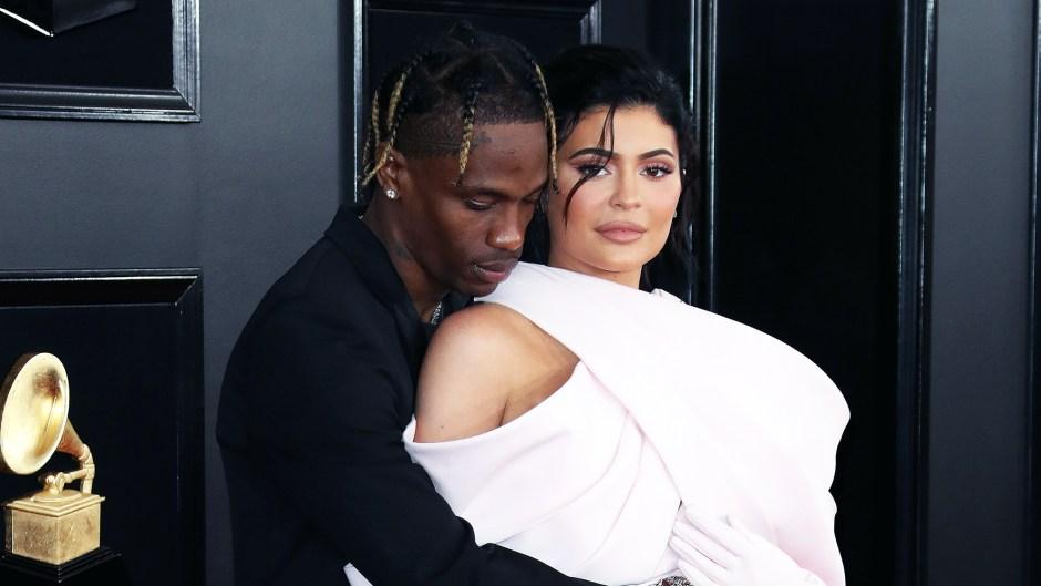 Kylie Jenner Breaks Her Silence Travis Scott Split Great Terms