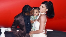 Kylie Jenner Travis Scott Will Share 5050 Custody of Stormi Post Split