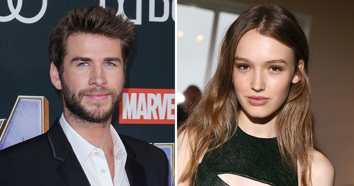 Liam Hemsworth Spotted Holding Hands With Model Maddison Brown