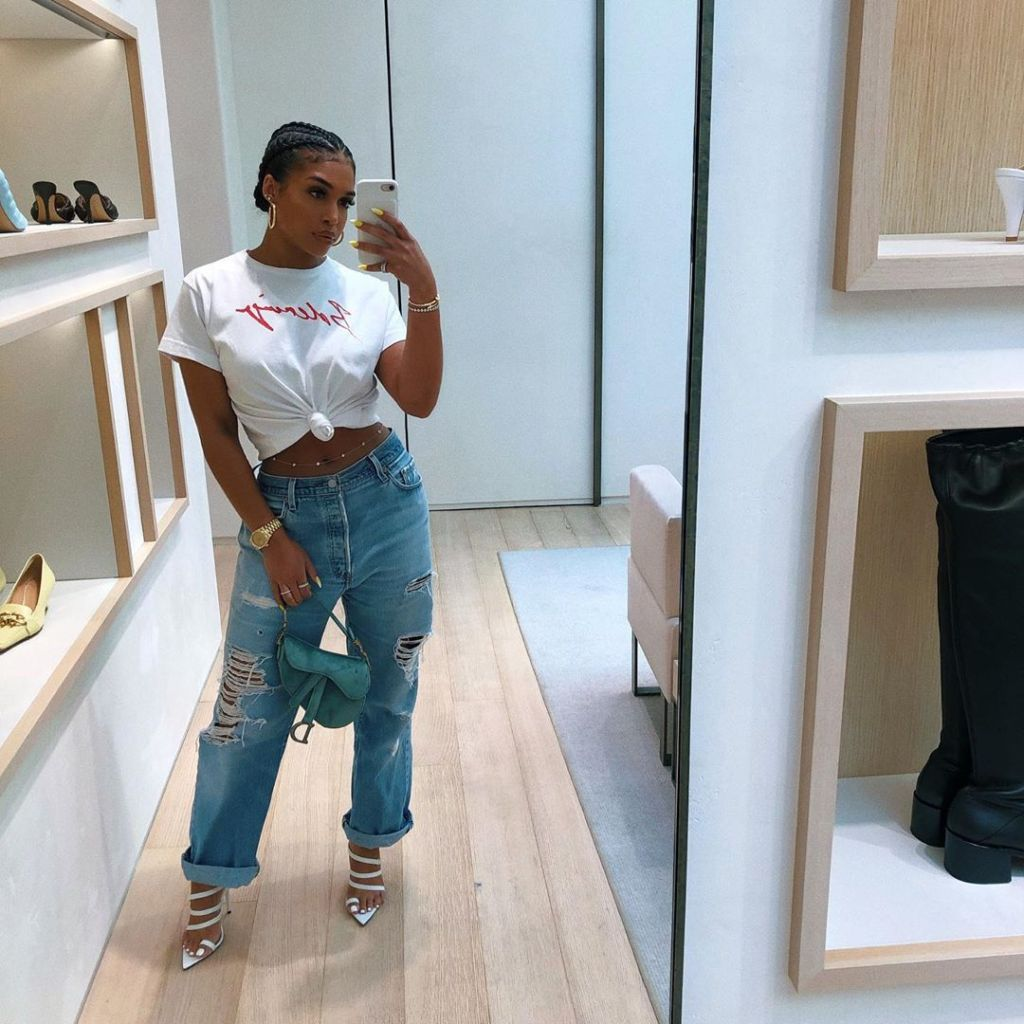 Steve Harvey's Daughter Lori Harvey Arrested After Hit and Run in Beverly Hills