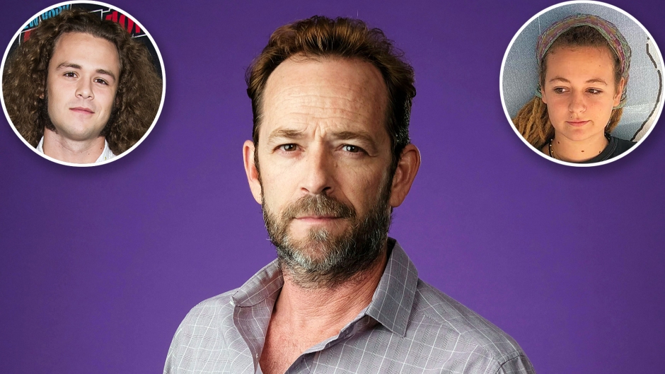 Luke Perry Family Read the Script Collaborated Producers Riverdale Tribute Episode