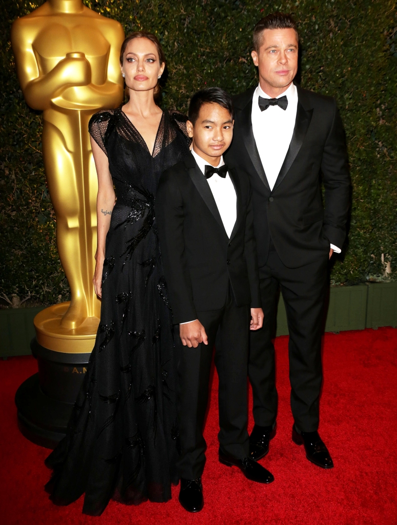 Maddox 'Hasn't Been Receptive' to Angelina Jolie's Efforts to Reconcile Her Son With Brad Pitt