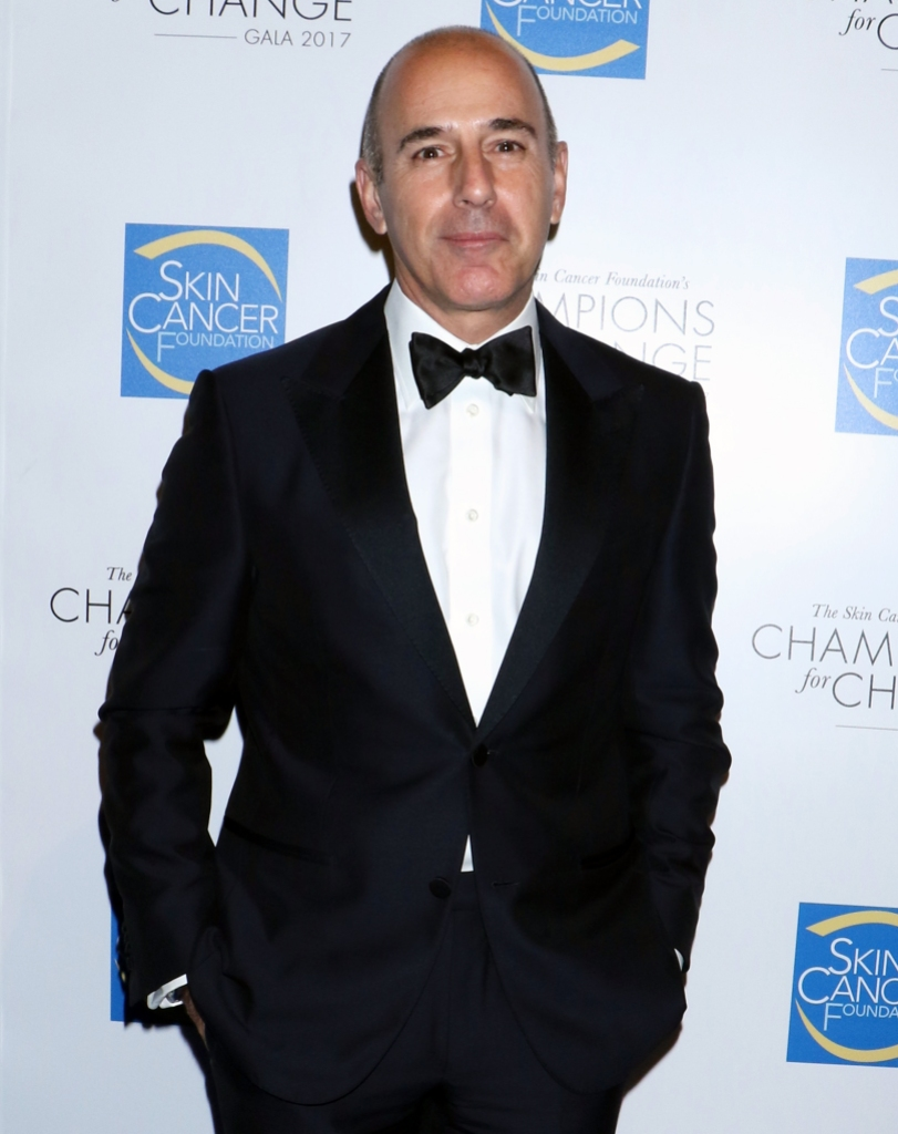 Matt Lauer Accuser Brooke Nevils Gushes Over Incredibly Supportive Fiancé New Claims