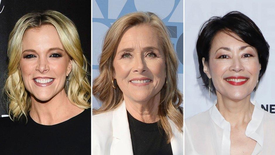 Megyn Kelly praises Meredith Vieira and Ann Curry for 'sounding the alarm' on Matt Lauer