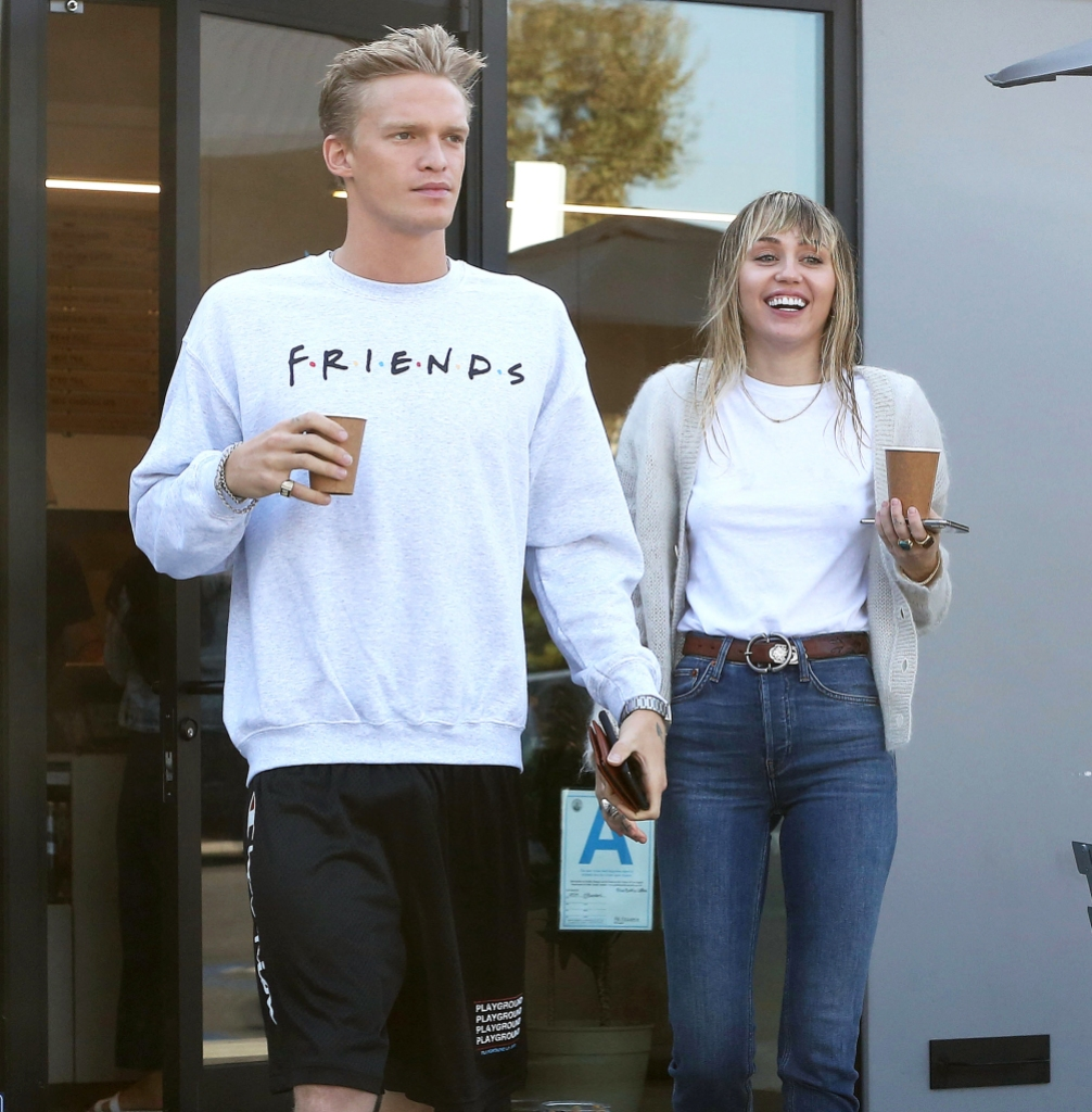 Miley Cyrus Reveals She Kissed Cody Simpson 3 Years Ago