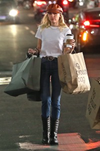 Miley Cyrus Goes Shopping With Mom Tish Following Coffee Date With Cody Simpson
